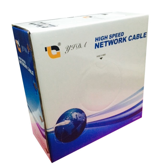 YIDA-CAT5E Outdoor(Double Jacket) 100MHz 100เมตร