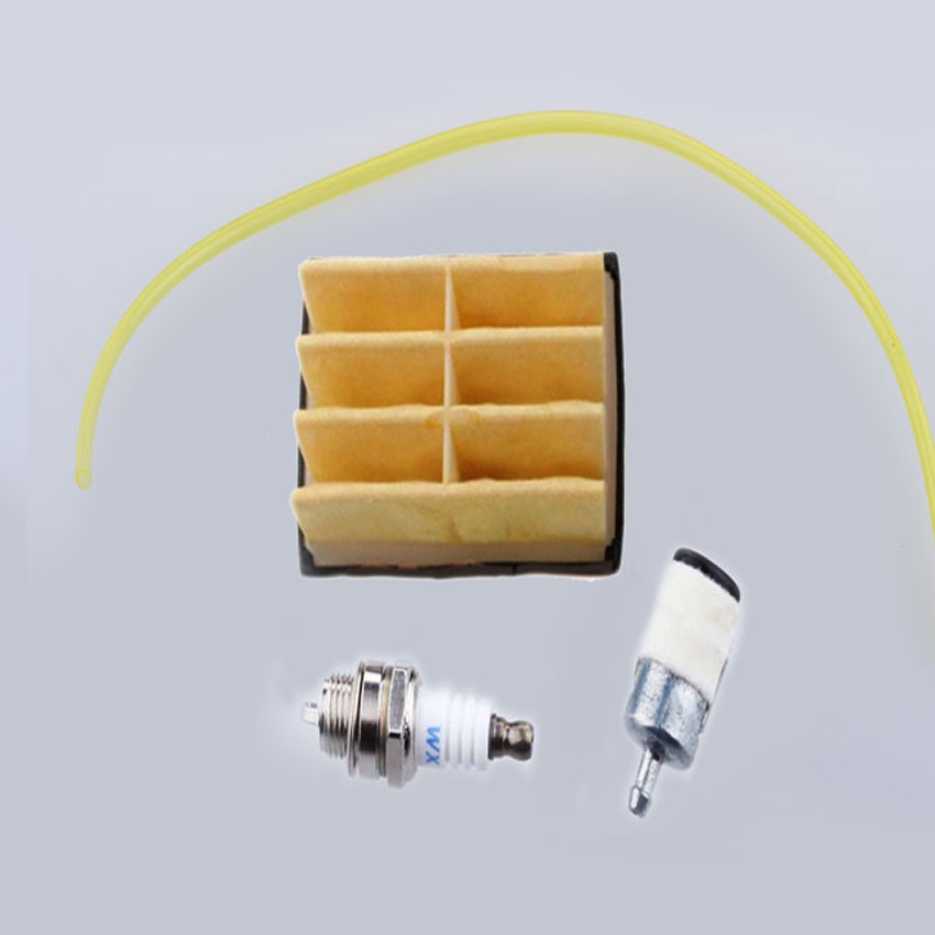 Air Filter Fuel Line Tune Up Spark Plug for Husqvarna 261 262 268 272 Chainsaw