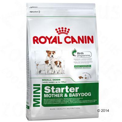 Royal Canin Mini Starter (Mother & Baby dog) 16 กิโลกรัม ส่งฟรี