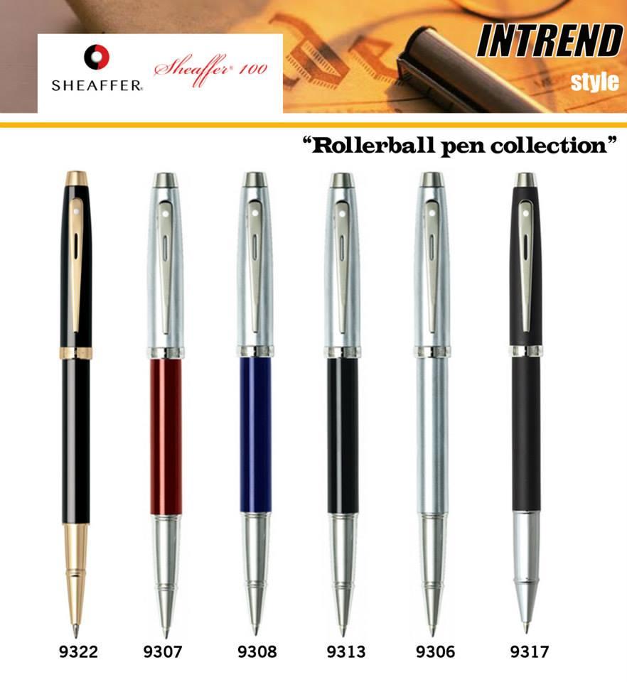 Sheaffer SF 100 Roll Ball Pen (RB) ของแท้ by Boss Premium Group