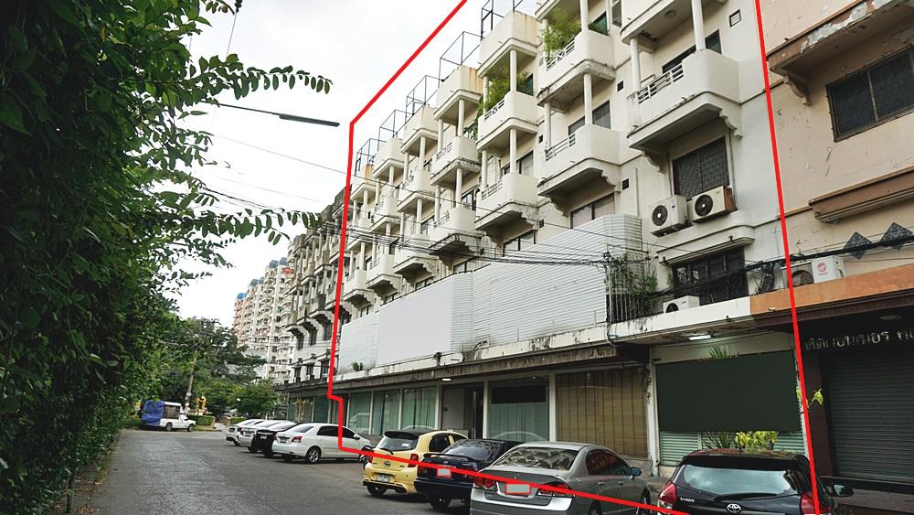 ขายตึกออฟฟิศและอาคารพานิชย์ 7 คูหา ขายต่ำกว่าราคาตลาด ย่าน เซียร์ รังสิต เหมาะสำหรับเป็นออฟฟิศ โกดัง ศูนย์กระจายสินค้า