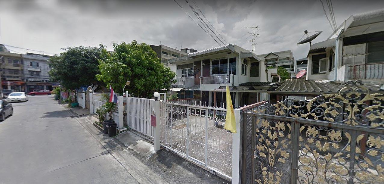 บ้านว่างให้เช่า ลาดพร้าว 101ซอย10 ระยะทาง 228 เมตรจากถนนหลัก บรรยากาศส่วนตัว สะอาด ใกล้ถนนใหญ่ ปลอดภัยไฟฟ้าส่องสว่าง