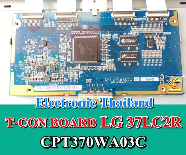 T-CON BOARD LG 37LC2R