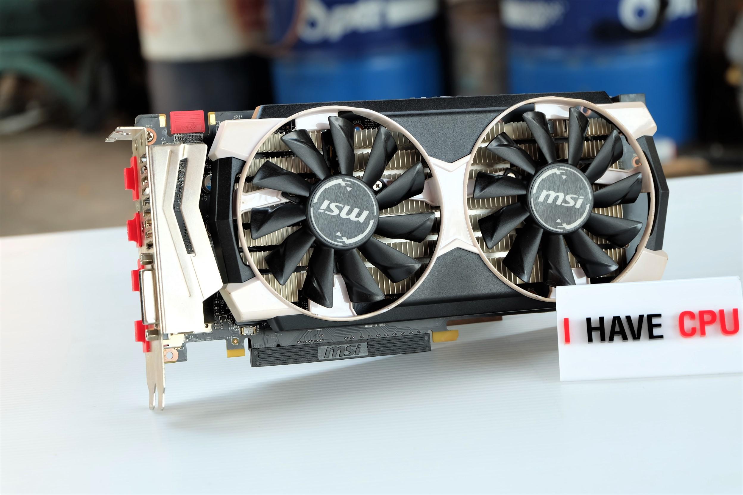 MSI Geforce GTX950 Armor 2X OC Edition 2GB,GDDR5
