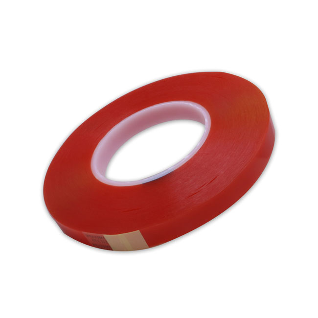 เทปแดง บาง 1.5 cm สำหรับงานป้าย - คุณภาพสูง เหมาะกับร้านทำป้าย ร้านป้าย ทำป้าย ทุกชนิด