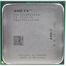 AMD FX 6100 Turbo 3.9Ghz