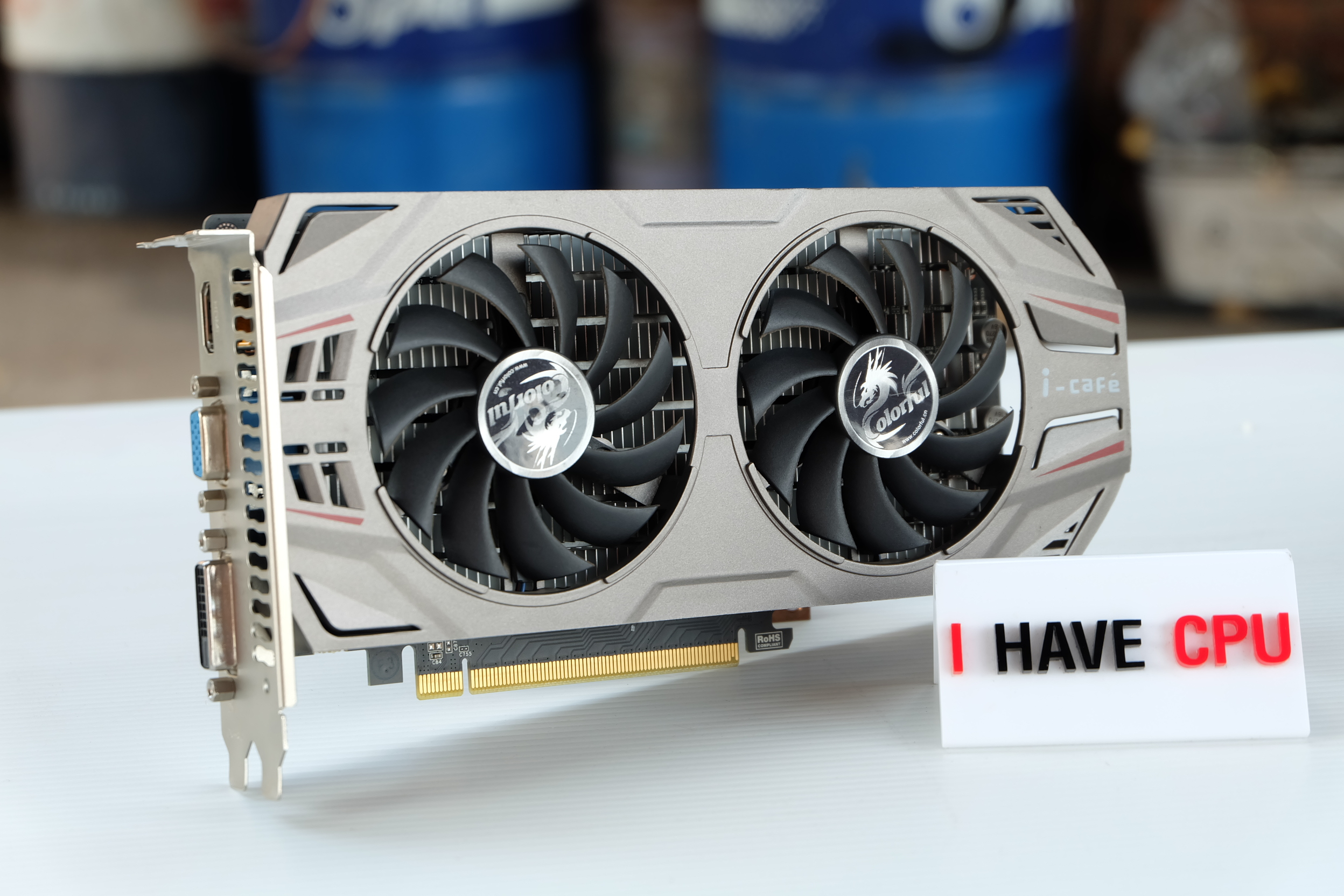 COLORFUL GeForce GTX 750 Ti 2GB