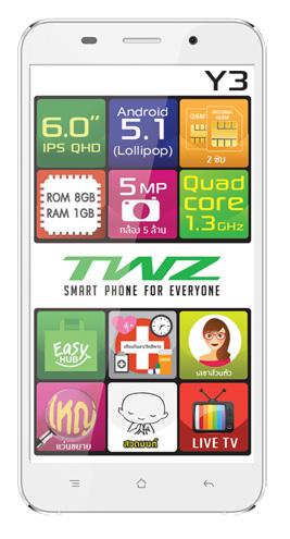 TWZ Y3 - ประกันพรีเมี่ยม