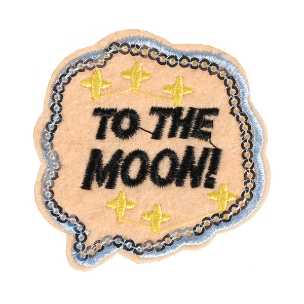 S0038 To The Moon Patch 5.7x5.5