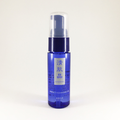 (ขนาดทดลอง): Kose Seikisho Perfect Cleansing Oil 40ml