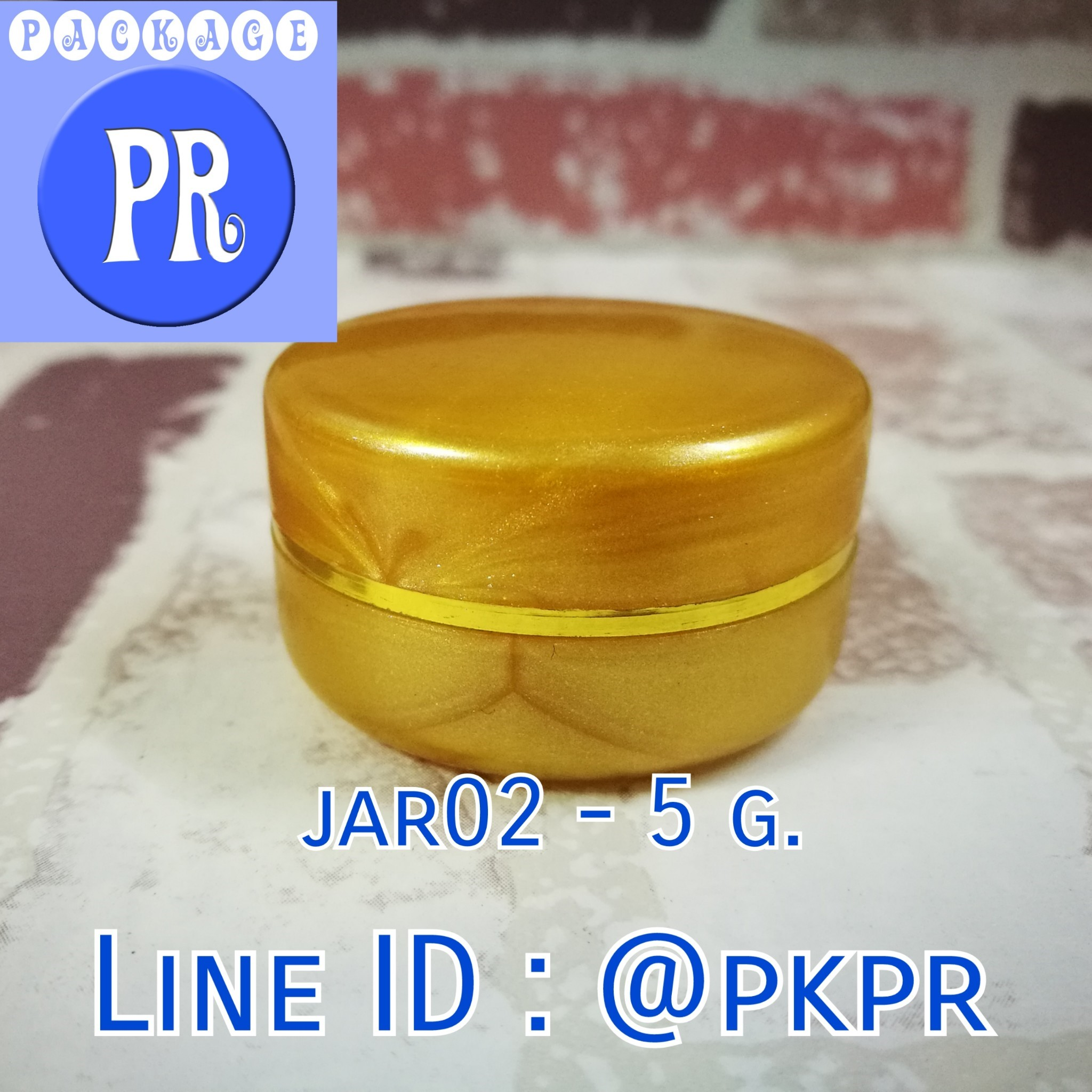 Jar02 - 5 g.