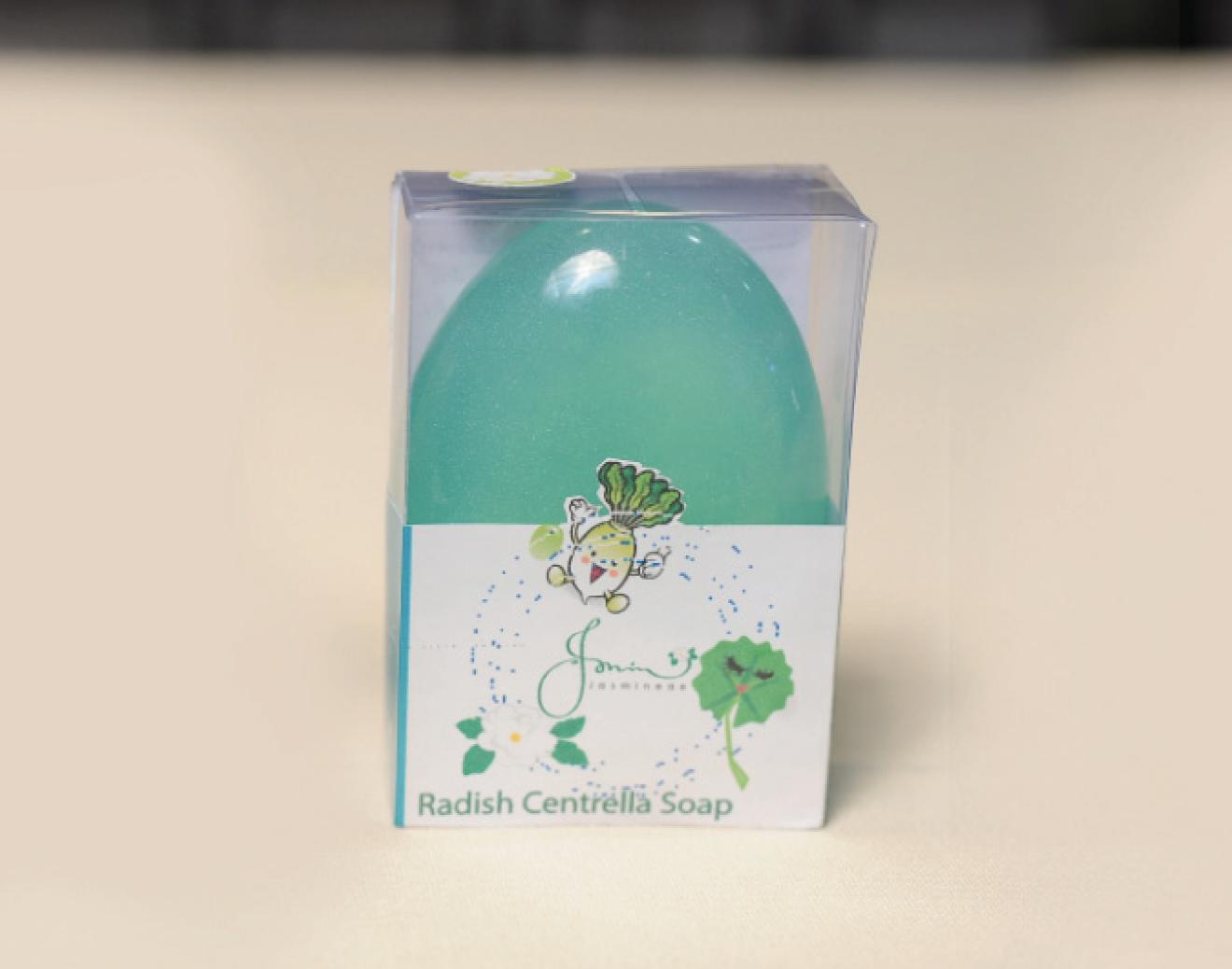 E00052 RADISH CENTELLA SOAP