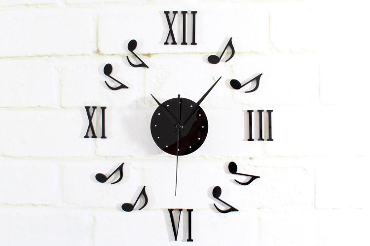 นาฬิกาโน้ตดนตรี gear28