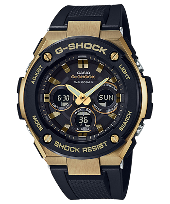 นาฬิกา Casio G-Shock G-STEEL Mini series รุ่น GST-S300G-1A9 ของแท้ รับประกัน1ปี