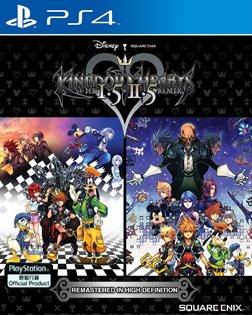 PS4 KINGDOM HEARTS HD I 5 + II 5 REMIX (Z3EN)