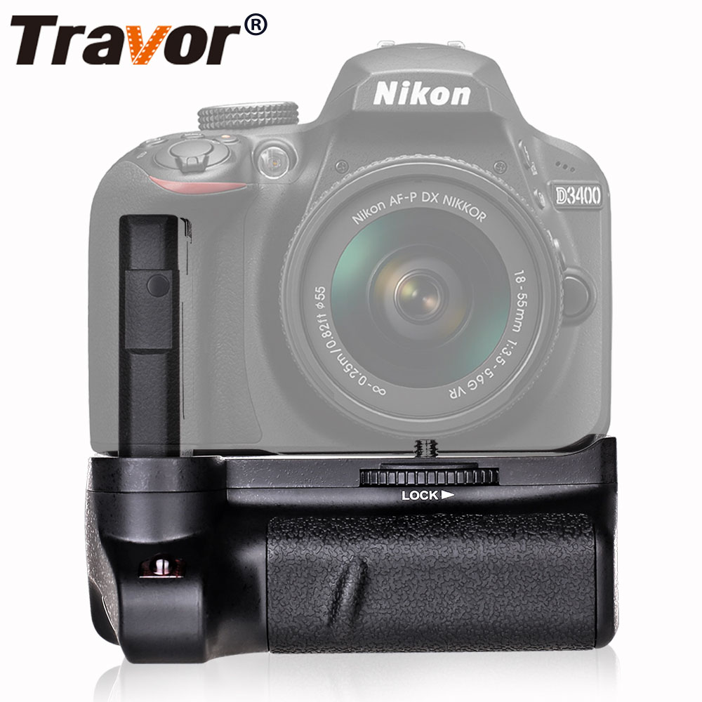 Battery Grip(แบ็ตเตอรี่กริ๊ป) for Nikon DSLR D3400