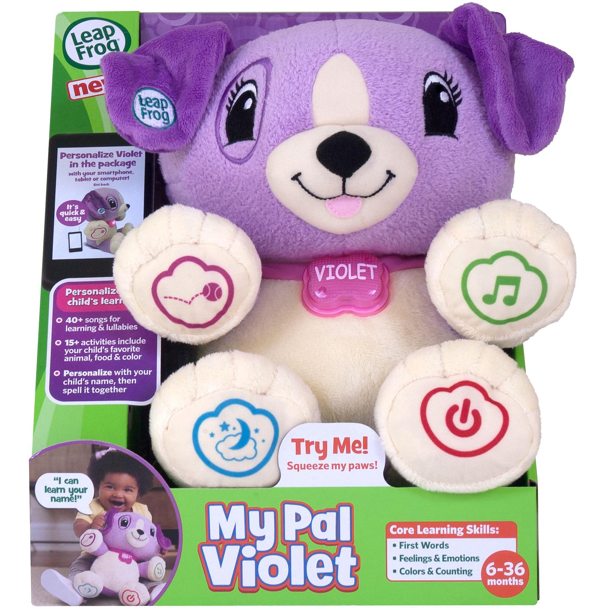 พร้อมส่งส่งฟรี My Pal Violet leapfrog ของแท้งานห้าง