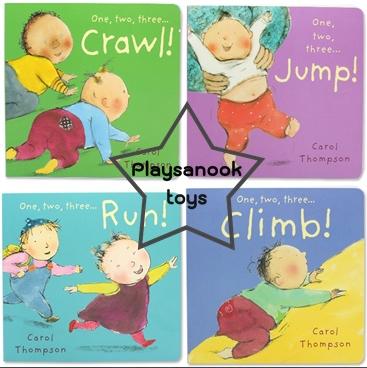 PBP-229 หนังสือ ชุด Little Move