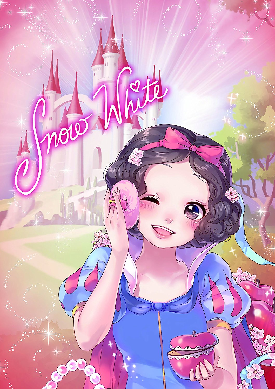 Snow White ของแท้ JP - Jigsaw Disney [จิ๊กซอว์ Disney] (Rare)