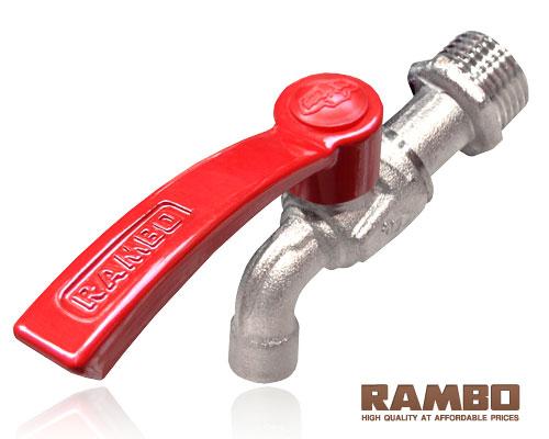 """ก๊อกบอลวาล์ว # RAMBO 1/2"""""""