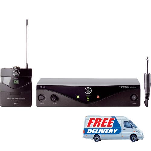 ไวเลส Wireless AKG WMS 45 INSTRUMENT SET B1