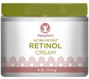 จุดด่างดำผิวหน้า Retinol Cream Ultra Potent Vitamin A Cream 4 oz (113 g)
