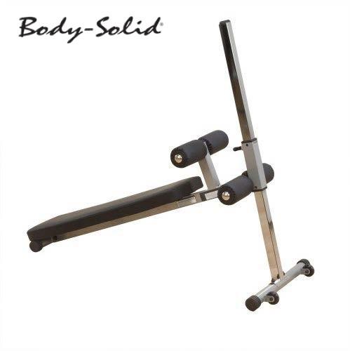 ซิทอัพ : Body Solid Abdominal Bench GAB60