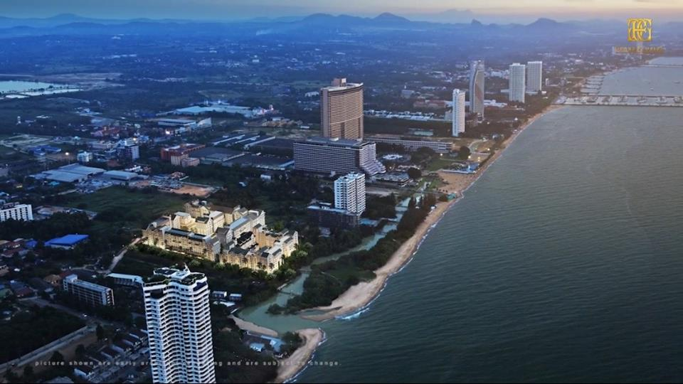 Grande Florida Condo Beach Resort Pattaya