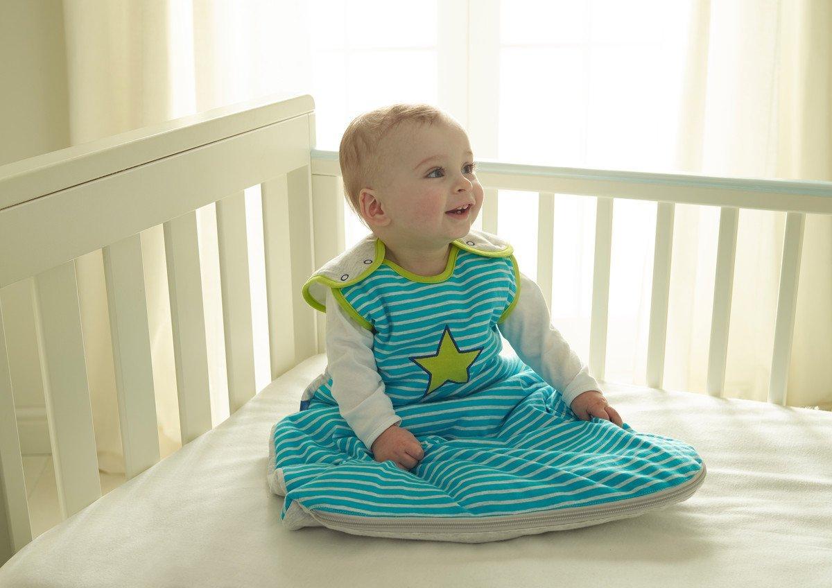 ถุงนอนเด็ก Grobag Baby Sleeping Bag 1.0 Tog, ลาย Ziggy Pop แบรนด์ดังจากอังกฤษ ขนาด 0-6 เดือน