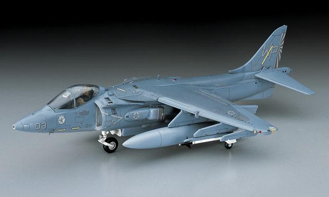 เครื่องบินAV-8B HarrierII Plus (1/72) Hasegawa (HA 00454)