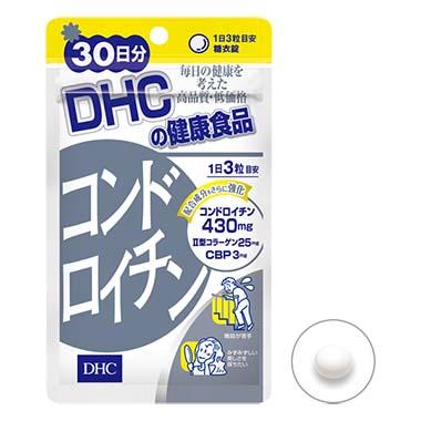 DHC คอนโดโรจิน (30วัน) อาหารเสริมสำหรับผู้สูงอายุที่มีปัญหาข้อเข่าเสือม ข้ออักเสบ