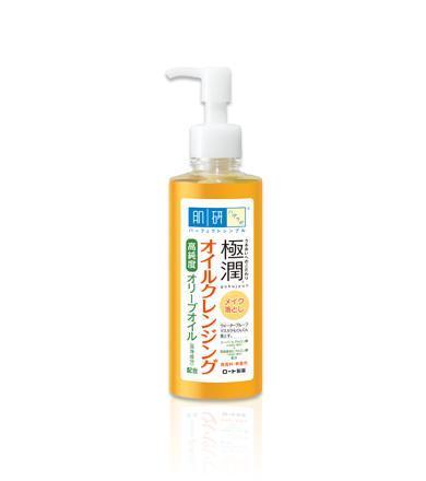 ห ม ดค่ ะ ฮาดะ ลาโบะ คลินซิ่งออยล์ Hada Labo cleansing oil 200 ml.ล้างเครื่องสำอางที่หลุดยาก พร้อมผิวสวยบำรุงหน้าด้วยซุปเปอร์ไฮยารูรอน ทำในญี่ปุ่น