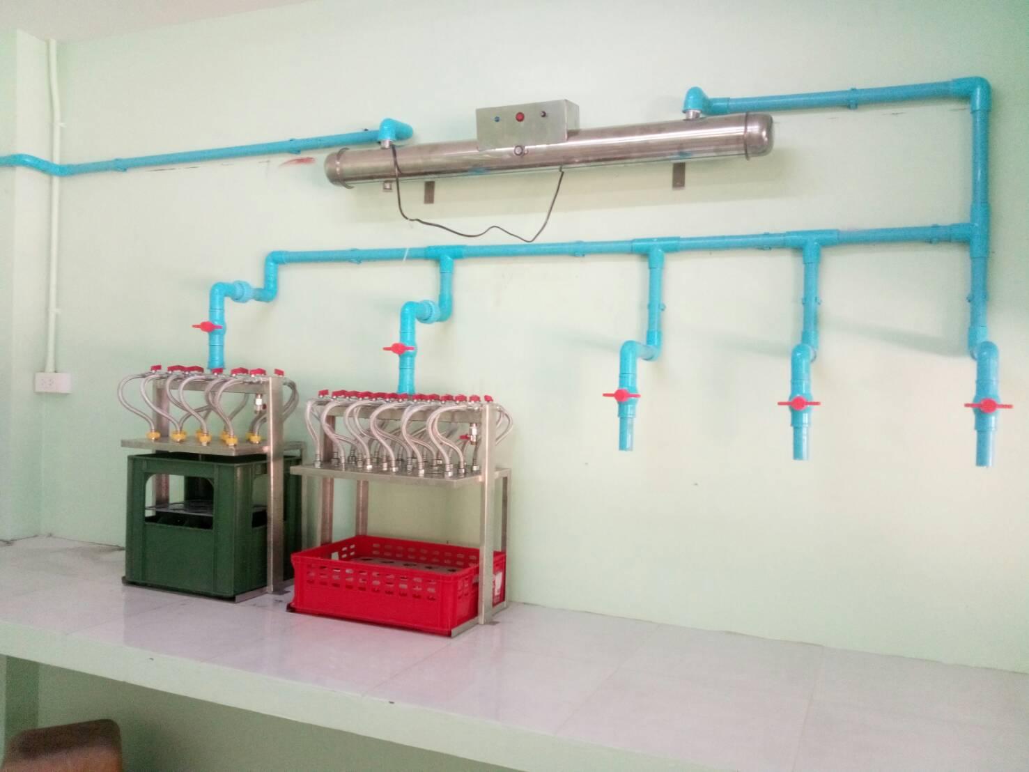 รับติดตั้งโรงงานผลิตน้ำดื่ม R.O 24,000 ลิตร/วัน (ทั้งระบบ)