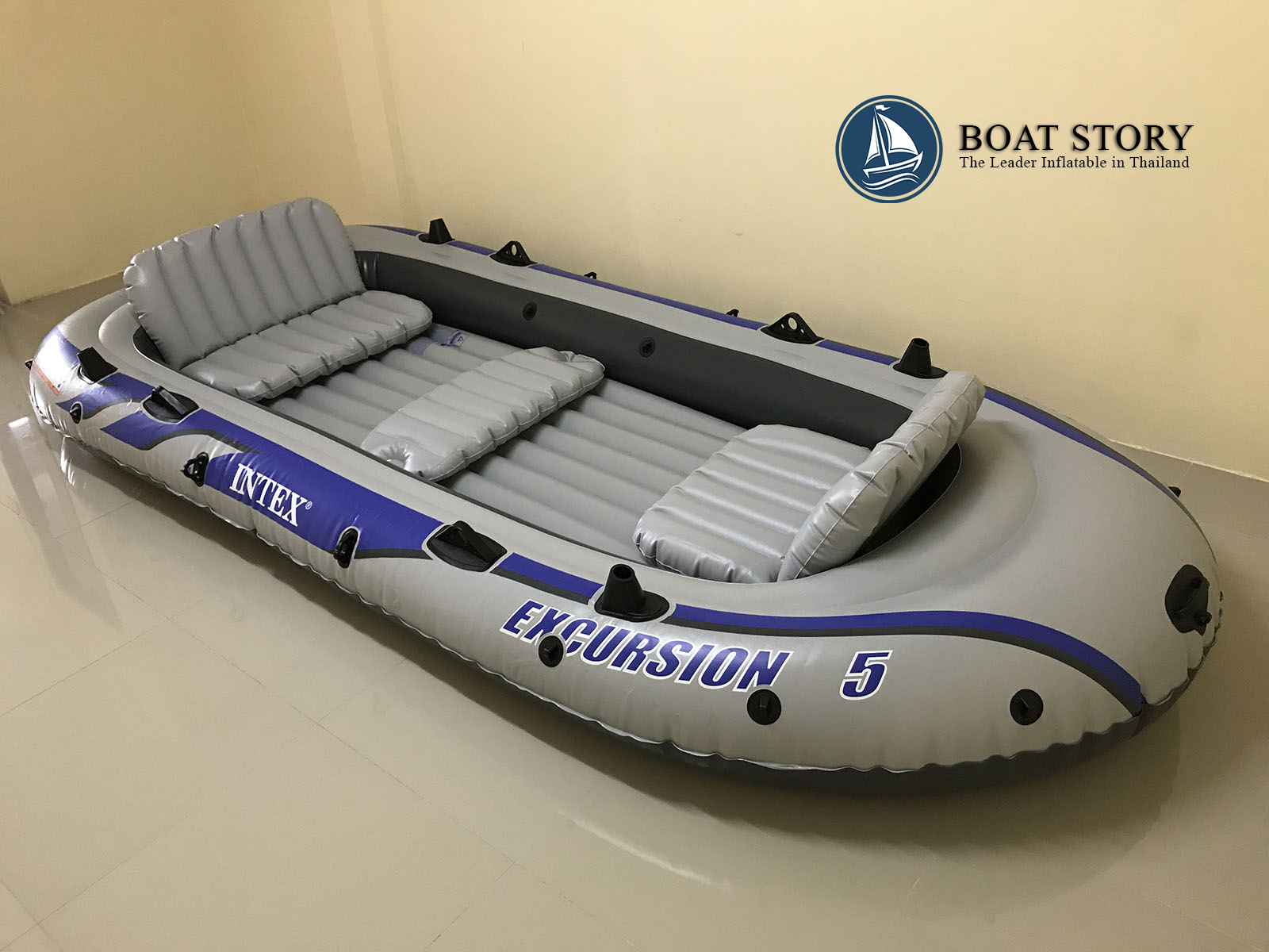 เรือยาง Excursion 5