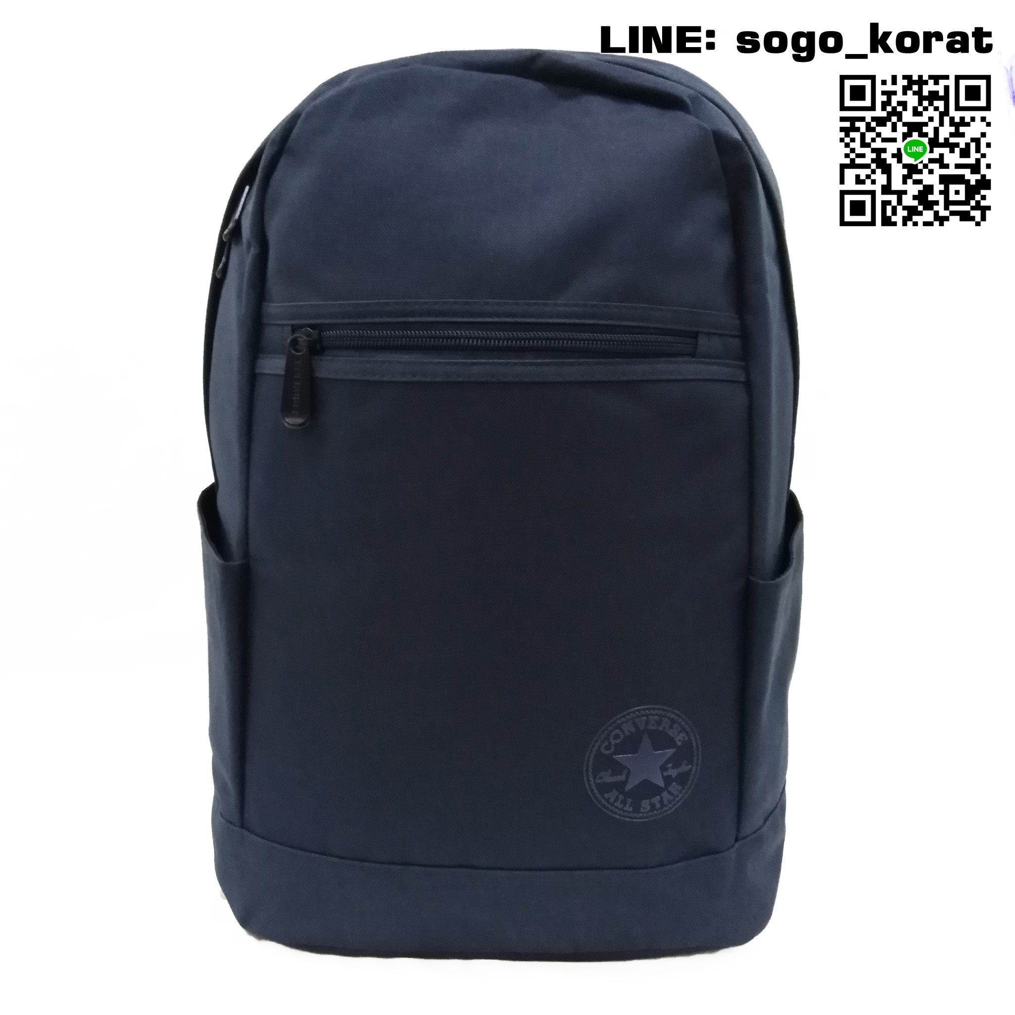 45012f3526f กระเป๋าเป้รุ่น BTS FIFTH BACKPAC (navy) - sogokorat   Inspired by  LnwShop.com