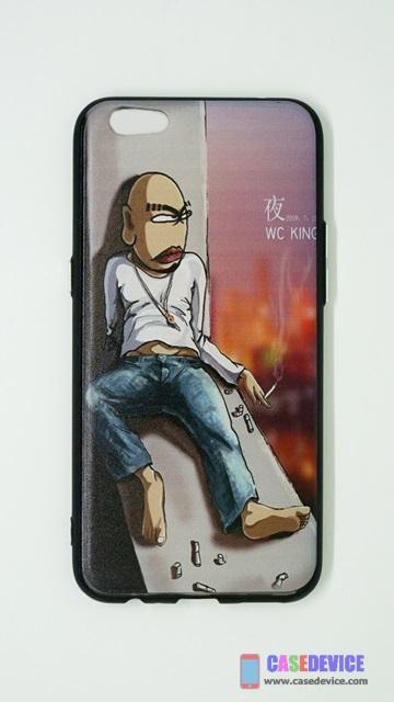 เคส OPPO R9s ลายการ์ตูน WC KING