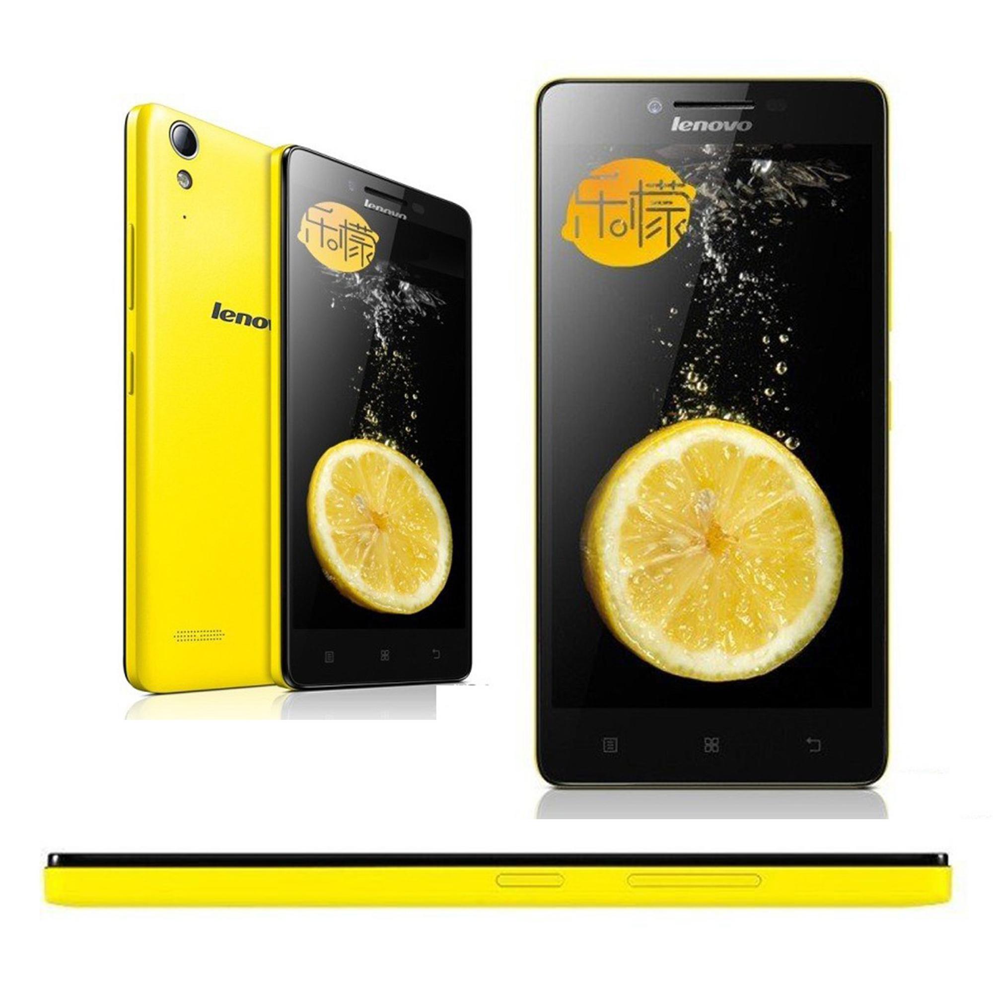 LENOVO K3 NOTE ANDROID 6.0 OCTA CORE FDD LTE 4G RAM 2G CAMERA 13MP Lemon