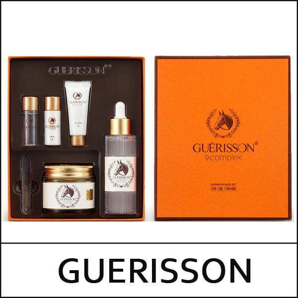 Guerisson 9-Complex Basic Set เซทครีมน้ำมันม้า