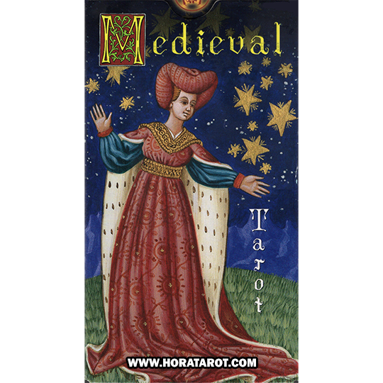 Medieval Tarot (Box Deck)