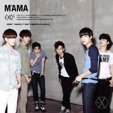 EXO-K - Mini Album Vol.1 [MAMA]