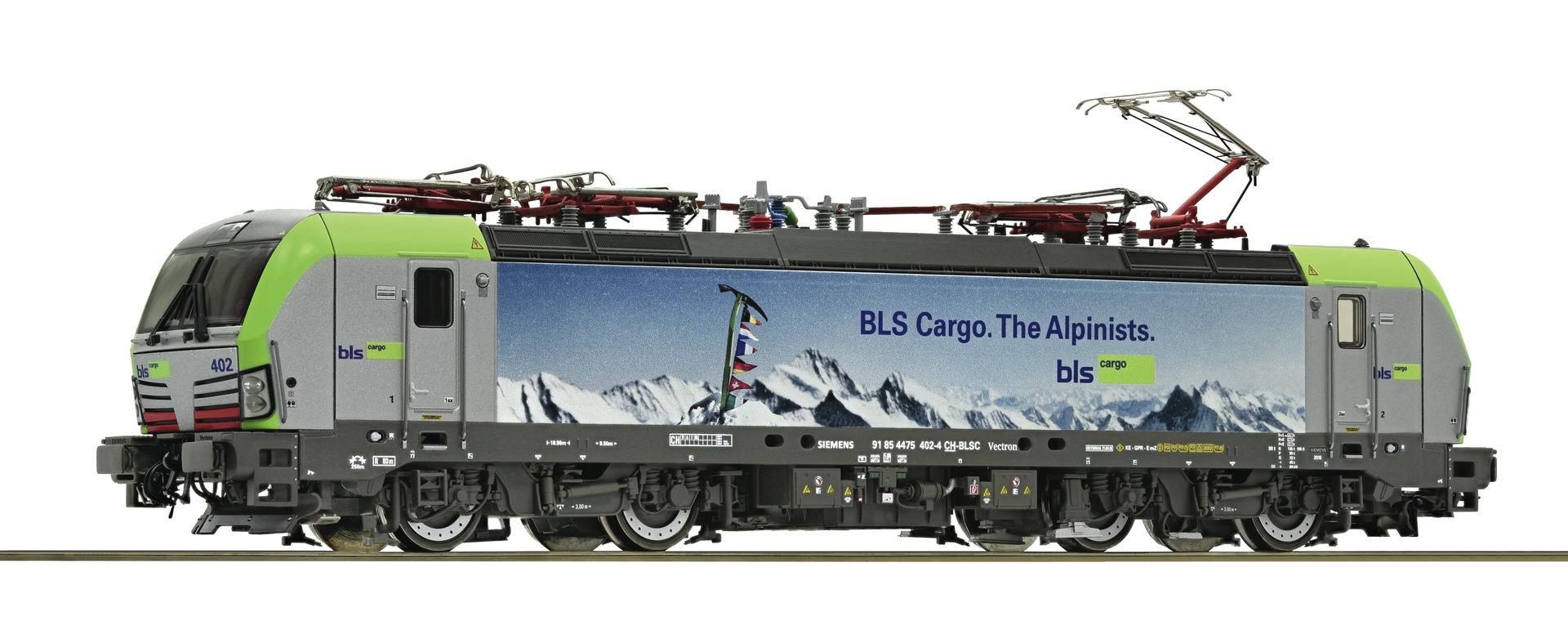 Roco73920 Re475 BLS cargo, dcc sound