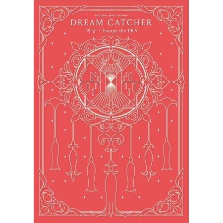 DREAM CATCHER - Mini Album Vol.2 [Escape the ERA] (Inside Ver.)