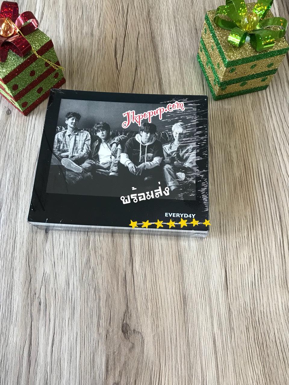WINNER - Album Vol.2 [EVERYD4Y] หน้าปก Night Ver. + โปสเตอร์ พร้อมกระบอกโปสเตอร์ พร้อมส่ง