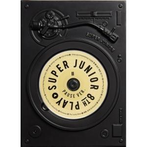Super Junior - Album Vol.8 [PLAY] PAUSE Ver.