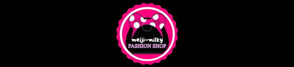 Meiji-Milky ร้านขายเครื่องประดับออนไลน์ สินค้าแฟชั่นราคาถูก
