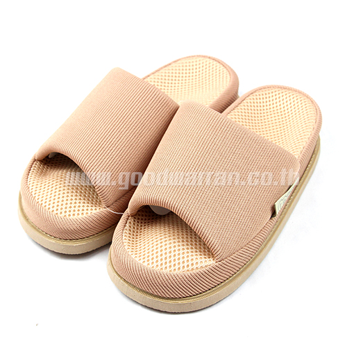 REFRE OKAMURA ขนาดเท้าเบอร์ 35-39 ใส่กันได้หมด สีเหลืองอ่อน