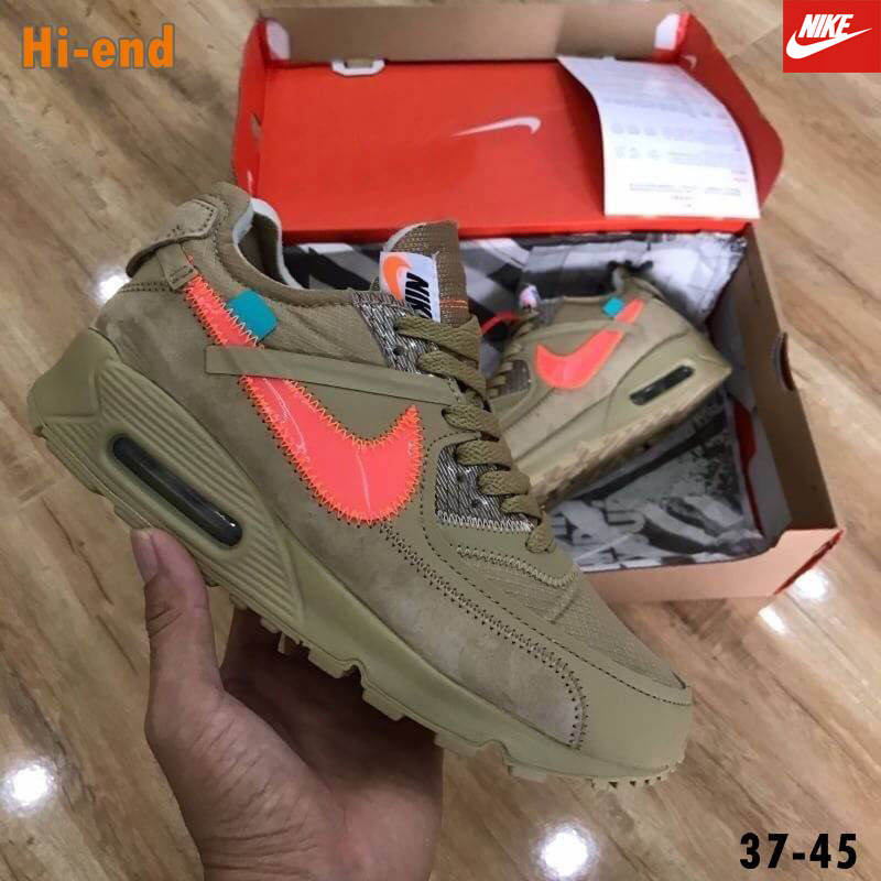 detailed look a6fd8 6530c Air Max 90 Off White
