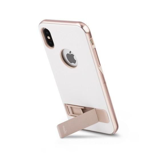 เคส Moshi Kameleon for iPhoneX - สีขาว