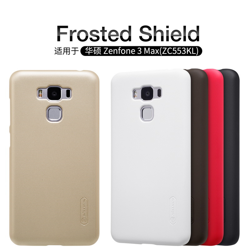 Nillkin Frosted Shield (Zenfone 3 Max 5.5 ZC553KL)