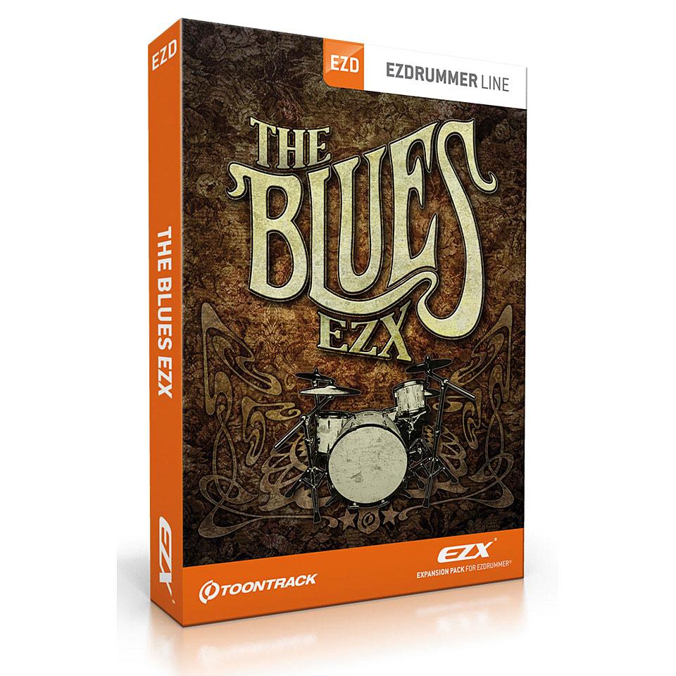 Toontrack EZdrummer EZX The Blues